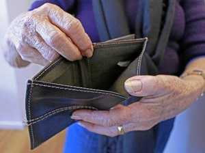 Pensioners need to be a priority for government