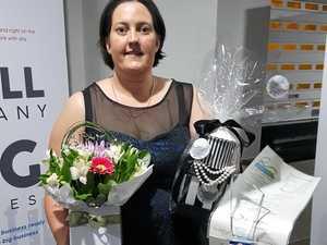 Warwick woman wins prestigious award