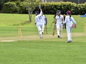 Girls Cricket Championships in Toowoomba