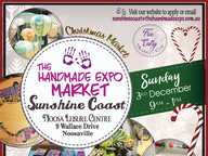 The Handmade Expo is a high-quality market showcasing talented local craftspeople, artists, designers, creatives, bakers and growers all in one fantastic venue!
