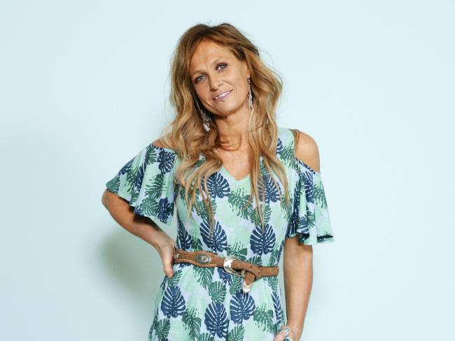 Kasey Chambers's raw honesty in Not Pretty Enough resonates with young women today. Picture: Justin Lloyd.