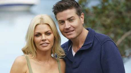 Stu Laundy is one of the final three men in the hunt Sophie Monk's heart. Picture: Channel 10