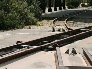Nationals MPs attack each other over inland rail route