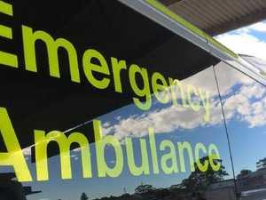 Woman bashes paramedics, steals ambulance, goes on joyride before crash