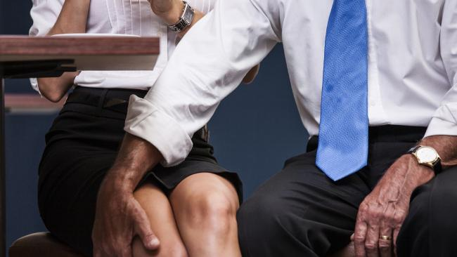 Not sexually harassing women is easy. (Pic: iStock)