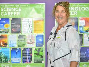 STEM finding its place at CQU in 2018