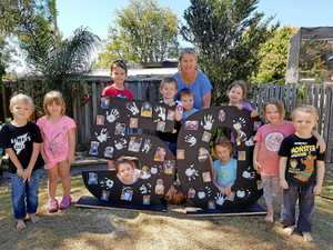 Community kindy throws party to celebrate 50 years