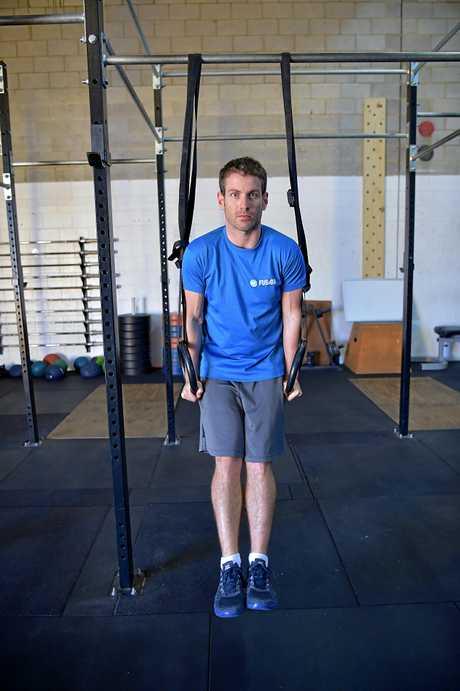 Matt Noonan has been operating Crossfit Maroochydore for seven years.