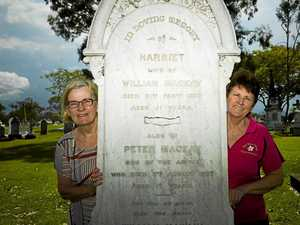 SPOOKY: Take a tour of the cemetery on Halloween