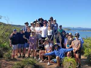North Keppel study makes science real for marine students
