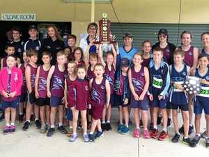 Caloundra City runners are big on heart