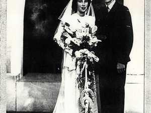 Ken and Hazel celebrate 72 years of marriage tomorrow