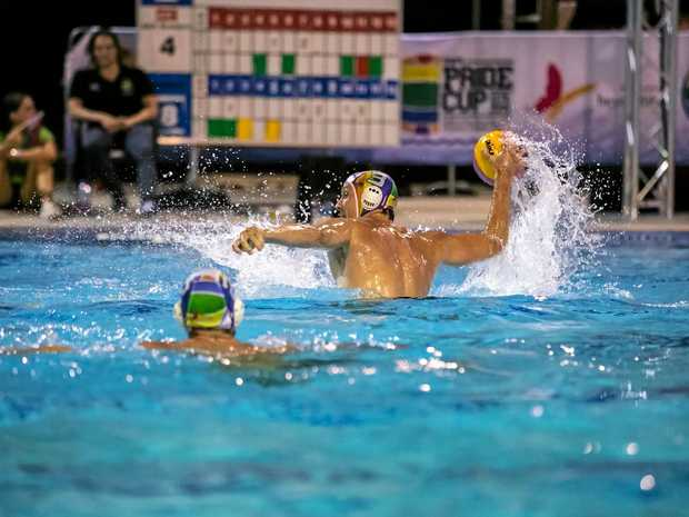 INFLUENTIAL: Olympian Billy Miller is just one of many top athletes the Sunshine Coast water polo scene has produced.