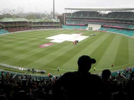 The SCG is the fifth-best test venue in Australia in terms of seating and facilities.