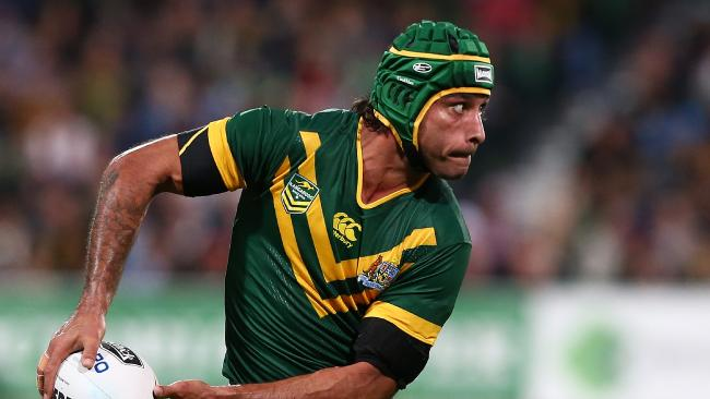 Most of the Kangaroos recent losses have come without Johnathan Thurston.