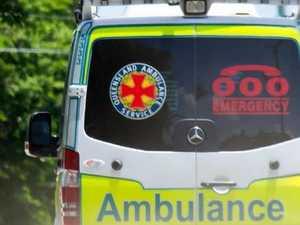 Driver injured in traffic crash on Warrego Hwy