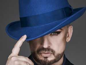 Boy George & George Michael duet