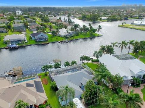 Cape Coral may look like a dream — but it's very much a case of buyer beware. Picture: Zillow Source: Supplied