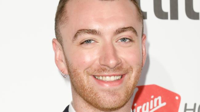 British singer Sam Smith. Picture: Tristan Fewings/Getty Images