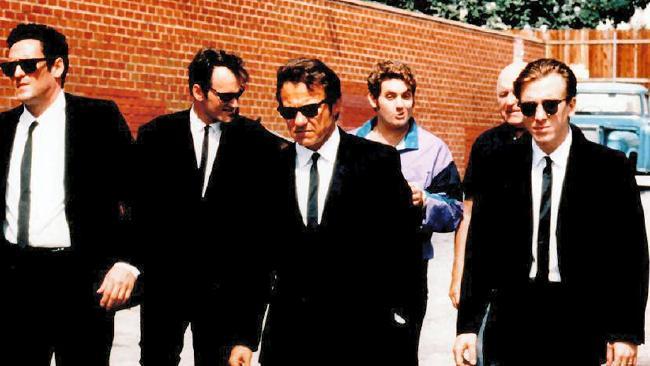 Scene from the film Reservoir Dogs.