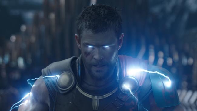 Chris Hemsworth returns in his third standalone Thor film, Ragnarok.