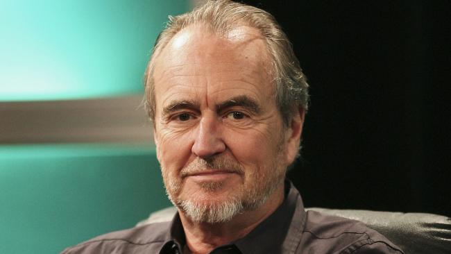 The film was too much for horror master Wes Craven. Picture: Getty