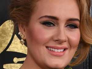 Adele is poised to become Las Vegas's highest-paid resident. Picture: AFP/Mark Ralston