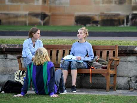 Should someone studying finance be under a higher obligation to pay off their degree? Picture: Paul Miller/AAP