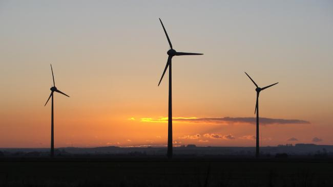 Household power bills would soar almost $200 per year for a decade under federal Labor's plan for a 50 per cent renewable energy target by 2030. Picture: Supplied