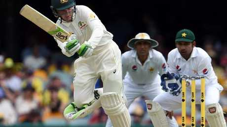 Peter Handscomb wants to chase runs up the order.