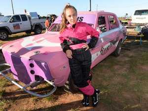 Harris sisters ready to rev it at Bundaberg Speedway