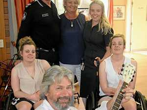 Sisters bring power of music to Laidley