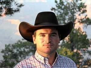 Cattleman tells inspiring story