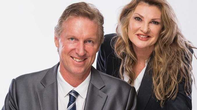 Mackay business couple Dr John McIntosh and Elizabeth McIntosh are launching their second book CEO Principles.