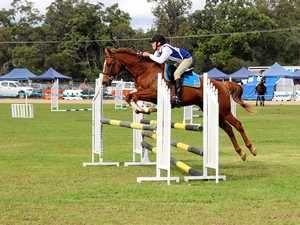 Gympie riders team up for competition