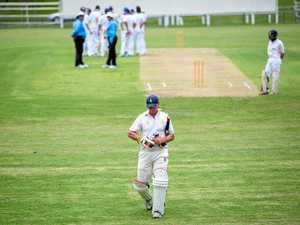 Weather for ducks, not for region's cricketers
