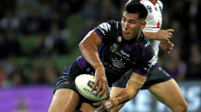 Nelson Asofa-Solomona, in action for the Storm this season, is set to make a huge impact for New Zealand.