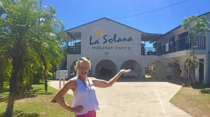 Carole Henry will leave the La Solana Holiday Units at Blacks Beach after more than 11 years.