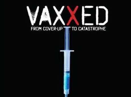 Film poster for Vaxxed