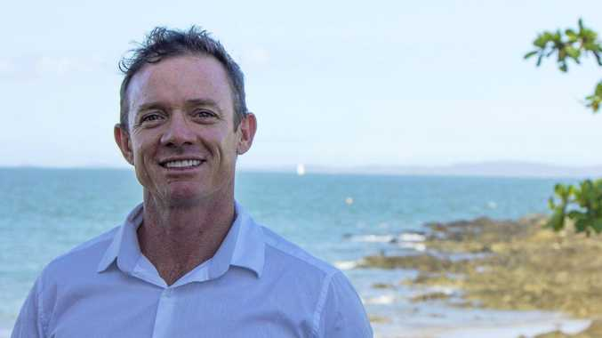 Livingstone Shire Councillor Adam Belot is running again in the upcoming local government election.  Photo Contributed / The Capricorn Coast Mirror