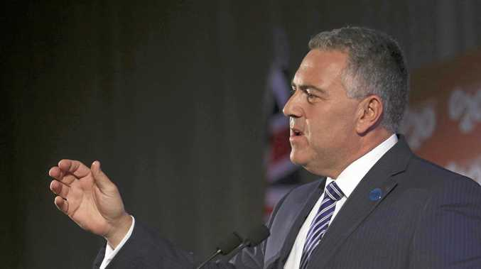 Former Australian Treasurer Joe Hockey.