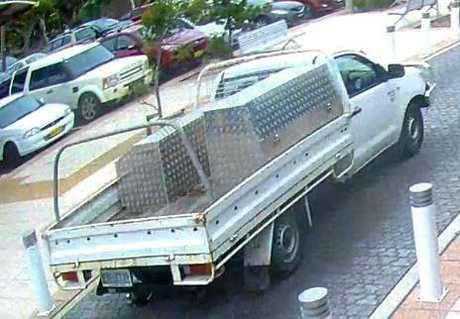 Police are seeking information about the owner of this car after a fail to stop crash in Ballina.