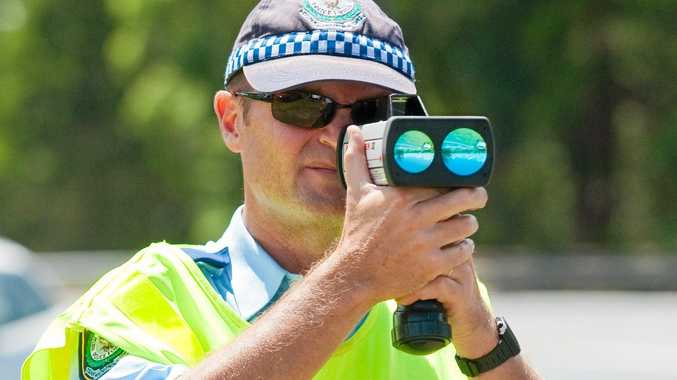 Police have appealed to drivers to monitor their speed on the roads.