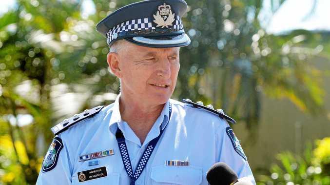 Mackay City Inspector Ian Haughton.