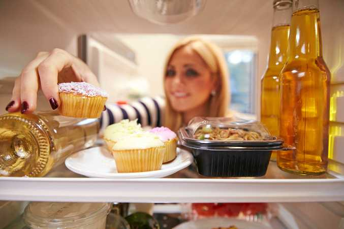 Keep the larger items to the back of your fridge to avoid unnecessary wastage.