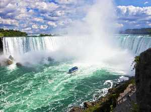 Niagara's beauty a 'mist-see' attraction