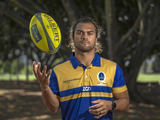 Karmichael Hunt is ready and waiting for a call up.