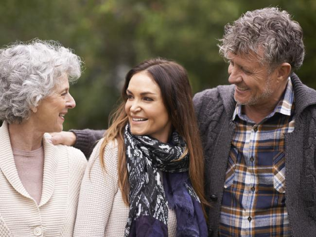 The minister is calling for major changes to the way we treat the aged.