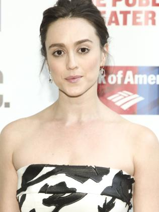 Heather Lind has accused George H W Bush of sexually assaulting her. Picture: Splash