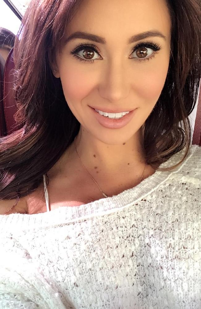 Jenn Sterger is a former sideline reporter for the New York Jets.